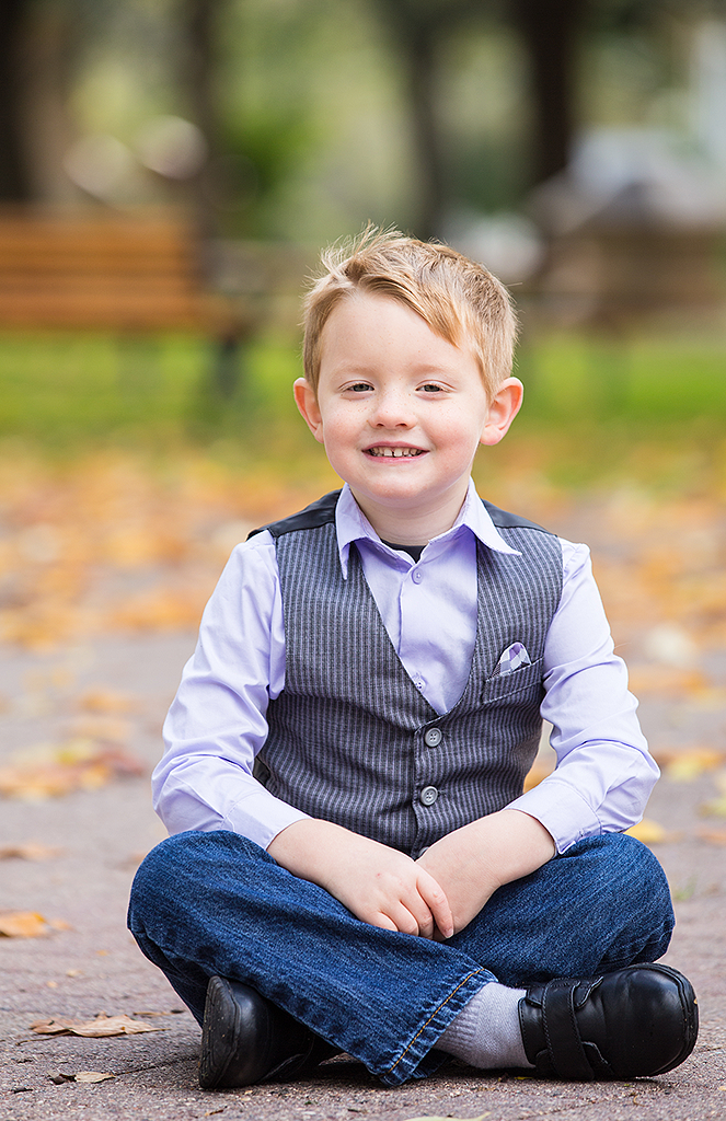 outdoor portrait of boy by pixelations photography